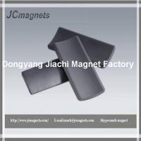 China Best Ceramic Arc Magnet in Magnetic material on sale