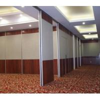 Buy cheap Heat Insulation Movable Partition Walls For Banquet Hall / Auditorium from wholesalers