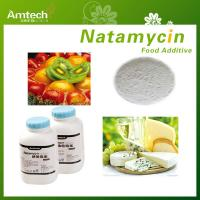 Buy cheap 7681-93-8 Natamycin Pimaricin For Food Additives from wholesalers