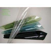 Buy cheap Clear / Tinted Car Window Uv Protection Film Anti Glare Waterproof PET Material from wholesalers
