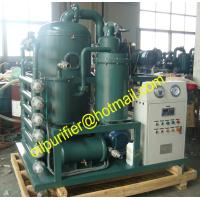 Buy cheap Dirty Transformer Oil Filtration Treatment System,Remove Moisture and Gas Used Transformer Oil Filter Machine from wholesalers
