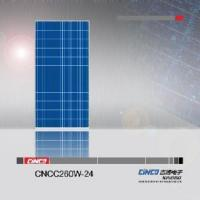 Buy cheap 260W Solar Panel Poly (CNCC260W-24) from wholesalers