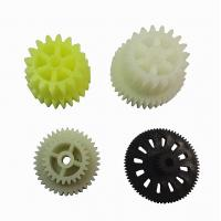 Buy cheap Pom Spur Precision Plastic Gears Straight Tooth Gear Injection Plastic Modling from wholesalers