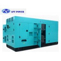 Buy cheap Silent 550kVA / 440kW Standby Volvo Diesel Generator Power Electric Genset , TAD1641GE from Wholesalers