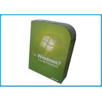 Buy cheap Microsoft Windows Softwares windows 7 home premium 32bit x 64 bit with retail box from wholesalers