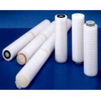 Buy cheap Micropore folding type-PES-film filter element from wholesalers