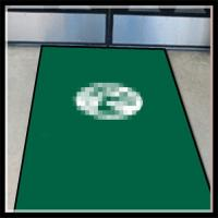 Buy cheap Logo Rubber Floor Mat for Advertisement,Carpet,Rug Provider from China from wholesalers