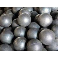Buy cheap OEM Cr15 Forged Steel Grinding Media For Large Mine Mills High Cr cast ball hardness HRC≥60 from wholesalers