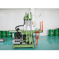 Buy cheap Engine Mounting Making Vertical Rubber Injection Molding Machine With Hydraulic Pressing from wholesalers