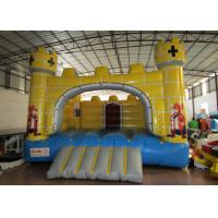 Buy cheap Customized kids inflatable bounce house PVC material inflatable bouncer castle for children from wholesalers