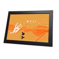 Buy cheap Rugged 7 Inch VGA RGB Open Frame Wide Screen LCD Monitor DC12V Resistive Touch from wholesalers