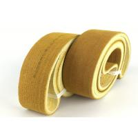 Buy cheap Brown Color PBO+Kevlar Endless Conveyor Belts For The Aluminium Industry from wholesalers