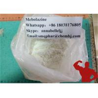 Buy cheap Prohormones Steroids Mebolazine(Dimethazine)Anabolic Steroids For Muscle Building CAS 3625-7-8 from wholesalers