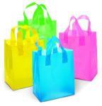 Buy cheap Polythene Loop Handle Plastic Bags from wholesalers
