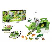 Buy cheap Educational Age 3 Childre's Play Toys Jurassic World T Rex Dinosaur Animal Playsets from wholesalers