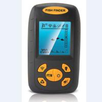 Buy cheap Portable Sonar Fish Finder Depth Underwater Fishing Camera Sounder Alarm Transducer from wholesalers