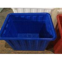 Buy cheap 140Liter Plastic tank with rectangular shape from wholesalers