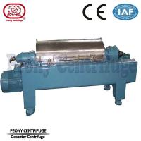 Popular Solid - Liquid Separation Drilling Decanter Centrifuge Mud Treatment Equipment