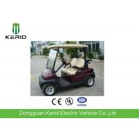 Buy cheap CE Approved 48V Curtis Controller 2 Seater Ezgo Electric Golf Carts Cheap Small Golf Car from wholesalers