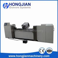 Buy cheap Gravure Cylinder Chrome Polishing Machine Mirror Polishing of Chrome-plated Rolls Gravure Printing Cylinders product