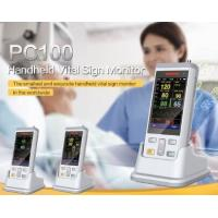 Buy cheap (PC100E) PC100 Series Monitors, Portable Etco2/Vital Sign Monitor with NIBP from wholesalers