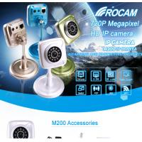 Buy cheap Rocam mini cute ip camera dome wireless pan/tilt IR-cut 720p hd ip camera from wholesalers