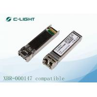 Buy cheap XBR-000147 Compatible BROCADE SFP Modules , SW Fibre Channel SFP+ Transceiver from wholesalers