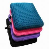 Buy cheap Embossed Cute Neoprene Laptop Sleeves for new iPad from wholesalers
