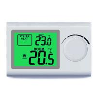 Buy cheap Wall - Hung Gas Heater Thermostat , Boiler Water Heating System Digital Heating Thermostat from wholesalers