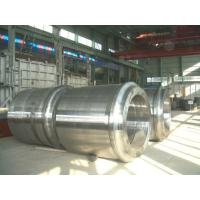Buy cheap Metallurgical Casing Forging, Carbon Magnetic Steel Forged Roller For Mining Equipment product