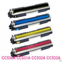 Buy cheap Compatible Toner Cartridges(CC530A series) for HP Color LaserJet CM2320N 2320FXI 2320NF from wholesalers