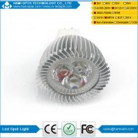 Buy cheap Dimmable 240lm Led Spot Lighting 3w / MR16 Led Replacement For Halogen Bulb from wholesalers
