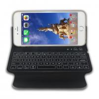 Buy cheap Customized IPhone 6 Plus Bluetooth Keyboard Case 165 * 85 * 15mm from wholesalers