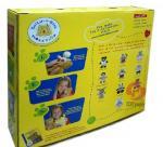 Buy cheap Packaging kid toys Duplex cardboard Folding corrugated Custom Printed Cardboard Boxes from wholesalers