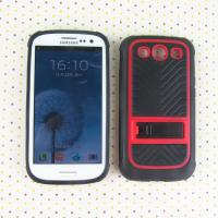 Buy cheap Cute Case For Samsung Galaxy s3 With Stand, Fashionable Cell Phone Case For Samsung Galaxy s3 i9300 Cases from wholesalers