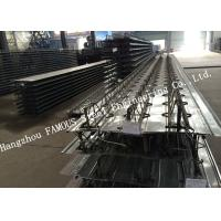 Buy cheap Reinforced Steel Bar Truss Deck Slab Formwork System for Concrete Floors Supplied from Chinese Contractor from wholesalers