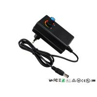 Buy cheap AC To DC Variable Power Adapter 3V - 12V LED Power Switching Adaptor 12 Volt from wholesalers