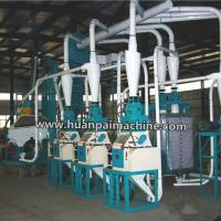Buy cheap wholesale maize processing machinery line plant/corn grits making machine processing equipment from wholesalers
