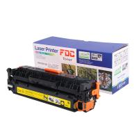 Buy cheap Colorful Recycle Printer Compatible Cartridges CE412A CE412  HP Laserjet Pro 400 from wholesalers