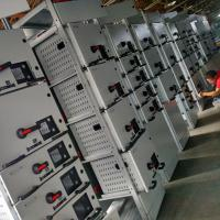 Buy cheap Custom Low Voltage Distribution Board , GCK/GCS Switch Panel Enclosure Up To 4000A IEC 61439 from wholesalers