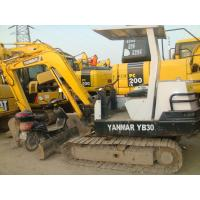 Buy cheap YB30 Used Small Excavator , 3 Ton Digger from China from wholesalers