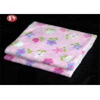 Buy cheap Soft Comfortable Thermal Printed Newborn Baby Flannel Weighted Small Baby Blanket For Kids from wholesalers