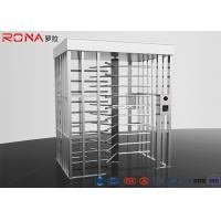 Buy cheap RFID Access Control Full Height Turnstile Automatic 120 Degree Single Channel product