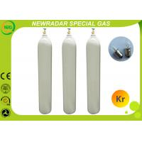 Buy cheap CAS 7439-90-9 Kr Colorless Odorless Tasteless Gas for Fluorescent Lamps from wholesalers