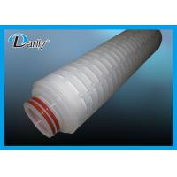 Buy cheap Darlly Filters 20 Micron Filter Cartridge Polypropylene Absoluted for RO Prefiltration from Wholesalers