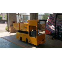 Buy cheap 5T Underground mining battery operated tunnel locomotive battery from wholesalers