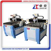 Buy cheap 400W Yaskawa servo system China small CNC Engraving Machine with 3.2KW spindle ZK-6090 600 from wholesalers