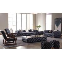 Buy cheap leather sofa,Italian design, luxury sofa 1+2+3,different colour option,customized sofa size. from wholesalers