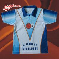 Buy cheap Top sublimation polo shirts for OEM service from wholesalers