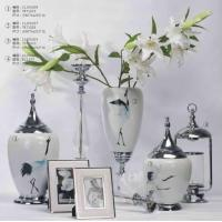 Buy cheap White Ceramic Home Decor product